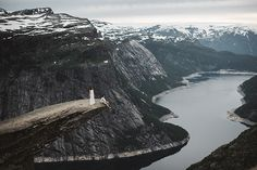 Destination wedding in Trolltunga, Norway