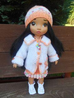 Anička - oblečenie pre bábiku