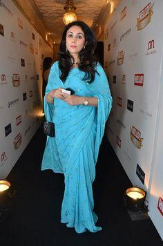 "Princess Diya Kumari featuring in Hello's board ""HELLO! Hall of Fame Awards 2012"". WOW !!"