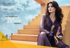 Isabeli Fontana for El Palacio de Hierro 2015 campaign Photoshoot