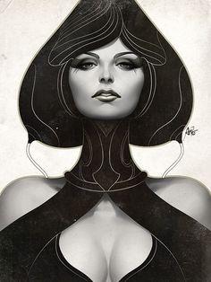 Digital Illustrations by Stanley Lau