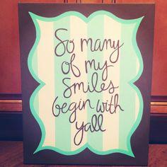Our patients make us smile!