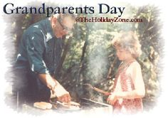 Celebrating Grandparents Day at The Holiday Zone