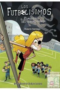 LOS FUTBOLISIMOS 10-EL MISTERIO DEL TESORO PIRATA