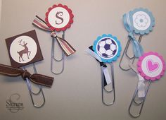 Paaperclip Bookmarks