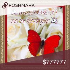 🦄Welcome To My Boutique🦄 🦄Welcome To My Boutique🦄 I Am Liz 👑Your PFF Sister & Suggested User🐢 I am adding slowly new clothing been ordering from A Wholesales💋If you have anything you might want to see anything you like to see in My Boutique be happy to keep my eye out. I Also make my own jewelry too! For my Boutique I take orders to fill up your closet up. Please, Follow me on Instagram @minablack Received $5 off to use in My Boutique 🦄Thank You! Love👑Brave Design By Liz Jewelry…