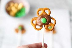 shamrock pretzel pop recipe result