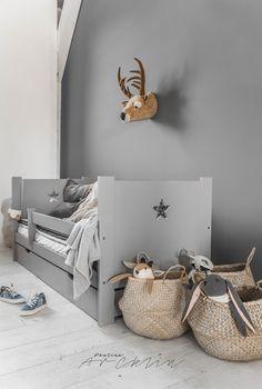 Diy Kids Furniture, Grey Furniture, Furniture Logo, Retro Furniture, Home Furniture, Furniture Design, Kids Bedroom Designs, Kids Room Design, Bedroom Ideas