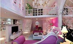 My big sis room