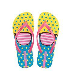 2bac978bb Hotmarzz Women s Fashion Slippers Glasses Print Flat Flip Flops Summer  Beach Sandals Size 2 UK