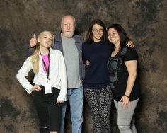 Lucky fan with Lauren Cohan and Emily Kinney ❤️