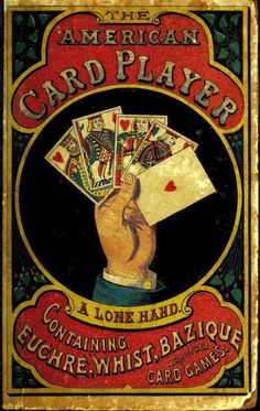 The American Card Player 1866 | Flickr - Photo Sharing!