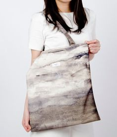 Rock cave High Quality Canvas tote bag by MoriStore on Etsy