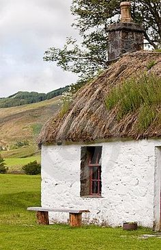 Crofter's Cottage - Scottish Highlands                                                                                                                                                     More