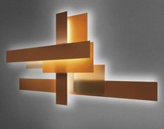 13 Unique Wall Led Lighting that Will Draw Your Attention