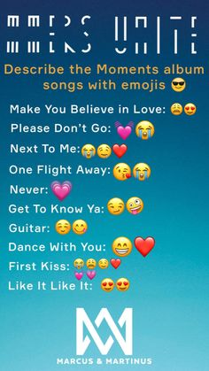 Mac&Tinus Moments Album Songs ❤❤ Keep Calm And Love, My Love, Make You Believe, Dance With You, Album Songs, First Kiss, Billie Eilish, Getting To Know, Fangirl