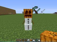 How to Make a Snow Golem