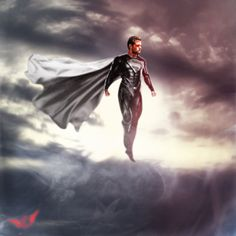 Superman.Henry Cavill. art by eren erathrim