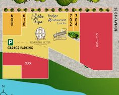 Interactive Experience Las Olas Map Preston, Fort Lauderdale Beach, Parking, Good Things, Map, Shit Happens, Travel, Viajes, Location Map