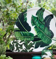 L'urban jungle aux couleurs aqua - Marie Claire Maison