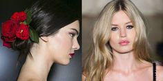Best Hair Trends Spring 2015 - Top Hairstyles For Spring as Seen on the Runway. #hairstyle #fashion
