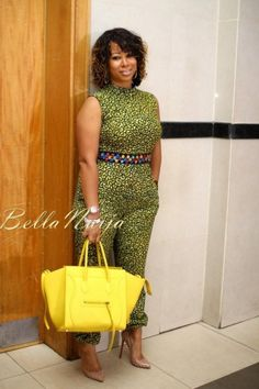 "Beautiful People & Colourful Frocks in Lagos! Photos of Chidinma, Lanre DaSilva-Ajayi, Ezinne Chinkata, Latasha Ngwube & More at the launch of Vlisco's ""Jeu de Couleurs"" Collection"