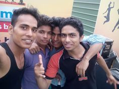 Friend fun............