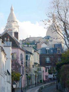 Montmartre via France Connection