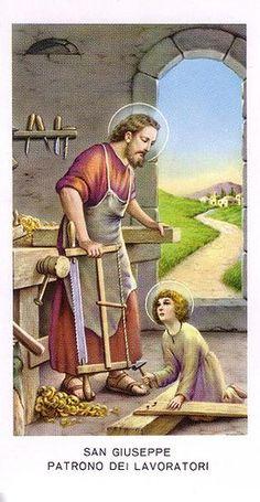 San Giuseppe-Happy Feast Day of St. Joseph - March 19!!!!!!