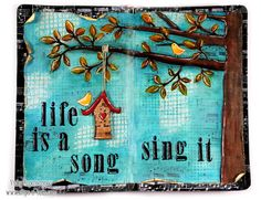 Life is a song – sing it! en BARCELONA (17/05/2015) – 100×100 Manualidades, apúntate online en The Hobby Maker