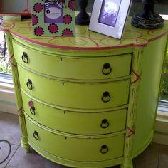pinterest furniture redo  | Furniture Redo / Shabby chic paint