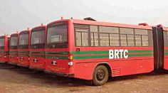 Five buses were gutted as a fire broke out at a depot of Bangladesh Road Transport Corporation (BRTC) at Baluchhara in Hathazari upazila in Chittagong district early Wednesday.