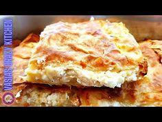 Η ΚΑΛΥΤΕΡΗ ΤΥΡΟΠΙΤΑ ΠΟΥ ΕΧΩ ΚΑΝΕΙ - Χωριατικη Τυροπιτα Χωρις Κοπο Με Τραγανο Φυλλο – Ευκολη Συνταγη - YouTube Good Food, Yummy Food, Delicious Recipes, Lasagna, Appetizers, Fresh, Ethnic Recipes, Youtube, Anna
