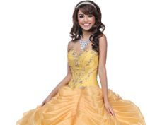 Disney Princess Dresses | Disney's new line of quinceañera gowns will range in price from $530 ...