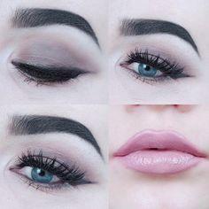 "Matte smokey eye using @thebalm_cosmetics Meet Matt(e) Nude. @houseoflashes ""iconic"" and @liplandcosmetics creme corsett  #100daysofmakeup #day27 #beautyaddictsfb #beautyaddict #fiftyshadesofmakeup #beautiful #beauty #hudabeauty  #makeupfanatic1 #picoftheday #lookoftheday #lookamillion #makeupjunkie #Makeupbyme #makeupaddict #makeupmafia #makeuplover #makeup #motd #eyes #brows #bryn #creativemakeup #100daysofmakeupchallenge #allbeautymatters #anastasiabeverlyhills #brown #matte #nude #iconic"