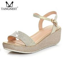 Schuhe Das Beste Frauen Der Damen Flache Keil Espadrille Rom Tie Up Sandalen Plattform Sommer Schuhe Zapatos De Hombre #3 Frauen Sandalen