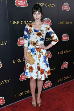 Jennifer Love Hewitt and Mary Elizabeth Winstead at Like Crazy movie premiere