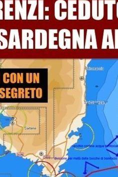 """La denuncia del deputato sardo Mauro Pili: """"Ceduto il mare del nord Sardegna ai francesi"""". La petizione: """"Renzi non lo svenda"""""""