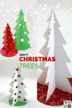 Love these trees??  Find out how to make them!