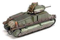 Plastic Model Kits, Plastic Models, Model Tanks, Ww2 Tanks, Panzer, Tamiya, War Machine, France, House In The Woods