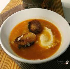 Sopa castellana moderna