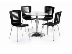 Glass Dining Sets | Product categories | Allans Furniture Warehouse