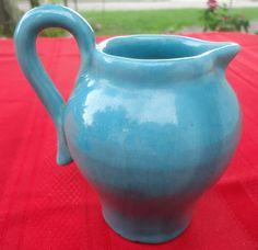 Brayton Laguna Swiss Maiden Cookie Jar, made in the 1930's ...