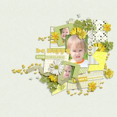 Sunny Disposition by Seatrout Scraps https://www.pickleberrypop.com/shop/product.php?productid=30641  Parquetry by Little Green Frog Designs http://scraporchard.com/market/Parquetry-Digital-Scrapbook-Template.html