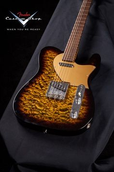 @Brittany Horton Fender® [Guitars] Telecaster Electric #guitar.
