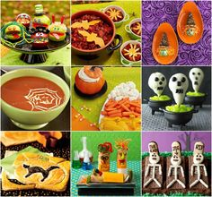 21 Easy Last Minute Halloween Recipes - Top 250 Scariest and Most Delicious Halloween Food Ideas