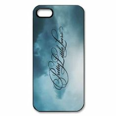 Pretty Little Liars - Design Durable TPU Case Protective Skin For Iphone 5 iphone5-81417 http://pretty-little-liars-books.com/pretty-little-liars-merchandise/ i want a case like this for my phone