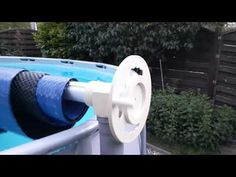 Pool Care, Diy Pool, Solar, Outdoor Projects, Planer, Backyard, Spring, Youtube, Ideas