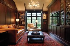 Study Office, House And Home Magazine, Design Awards, Curtains, Interior, Home Decor, Blinds, Decoration Home, Indoor