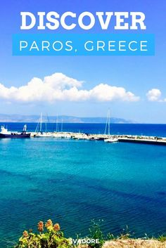Paros was by far our most genuine, tranquil, and local Greek experience. I know this may sound crazy, but we preferred it to the touristy Santorini and party filled Mykonos. I highly recommend everyone stop by this island to experience a true sense of Greek island life. Europe Travel.